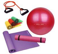 חבילת ספורט מושלמת לפילאטיס למתיחות וחיזוק הגוף מבית SPORTIME