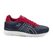 נעלי אופנה Asics יוניסקס דגם H646L-5050 בצבע אפור אדום