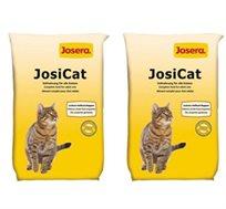 """2 שקי מזון לחתולים ג'וסי קט 18 ק""""ג"""