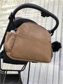 Bag - B תיק החתלה - מנוחש חום
