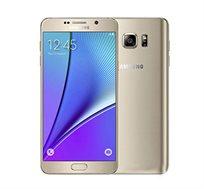 """סמארטפון Samsung Galaxy Note 5 מסך """"5.7 שני מעבדים 4 ליבות, 4GB נפח אחסון  32GB"""