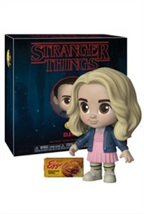 Funko Pop - Eleven 5 Stars* (Stranger Things)  בובת פופ