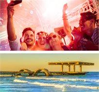 מאמאיה לצעירים! 6-7 לילות כולל טיסות, העברות ואירוח במלון 'VENUS'החל מכ-€509*