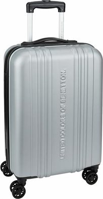 מזוודה קשיחה 28 איינץ בסגנון אורבני מהודר ואלגנטי BENETTON