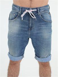 ג'ינס ברמודה ריפליי לגברים