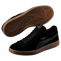 נעלי סניקרס PUMA לגבר דגם Smash v2 - שחור