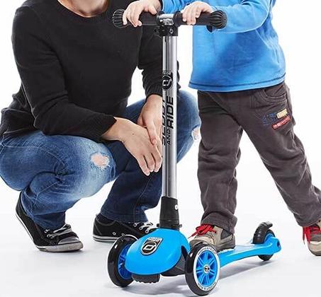 קורקינט לילדים עם מונע התהפכות דגם Highwaykick 3-6 מבית SCOOT and RIDE - משלוח חינם - תמונה 3