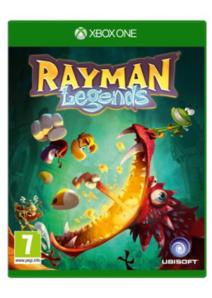 Rayman Legends Xbox One אירופאי!