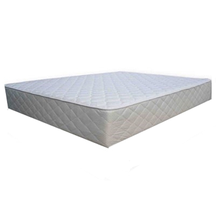 מיטת בסיס זוגית איכותית עם מסגרת מעץ מלא בגוון טבעי וחמש רגליים החל מ-₪449 - תמונה 3