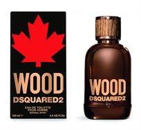 """בושם לגבר א.ד.ט 100 מ""""ל Dsquared Wood"""
