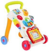 הליכון לתינוק פסנתר עם גלגלים מונעי החלקה Cici Love
