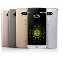 סמארטפון QUAD-HD 5.3 LG G5 זיכרון 32GB+4GB RAM מצלמה 16MP