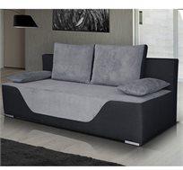 ספה נפתחת למיטה זוגית עם ארגז מצעים HOME DECOR