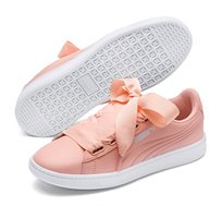 נעלי סניקרס Puma Vikky V2 Ribbon Core לנשים בצבע ורוד