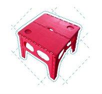 שולחן צבעוני מתקפל מבית Practical
