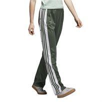 מכנסי טראק אדידס ירוק לנשים - Adidas Adibreak Track Pants
