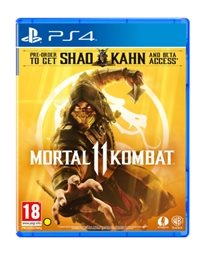 Mortal Kombat 11 PS4 מורטל קומבט 11 אירופאי!