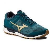 נעלי ריצה לגברים MIZUNO MAN'S RUNNING SHOES SYNCHRO MX2 J1GE171950 - כחול זהב