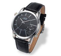 שעון אלגנטי לגבר מבית ADI - עשוי מפלדת אל חלד איכותית