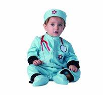 תחפושת לתינוקות בייבי דוקטור