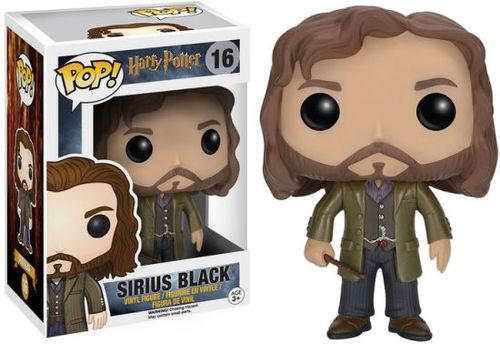 Funko Pop - Sirius Black (Harry Potter) 15 בובת פופ הארי פוטר