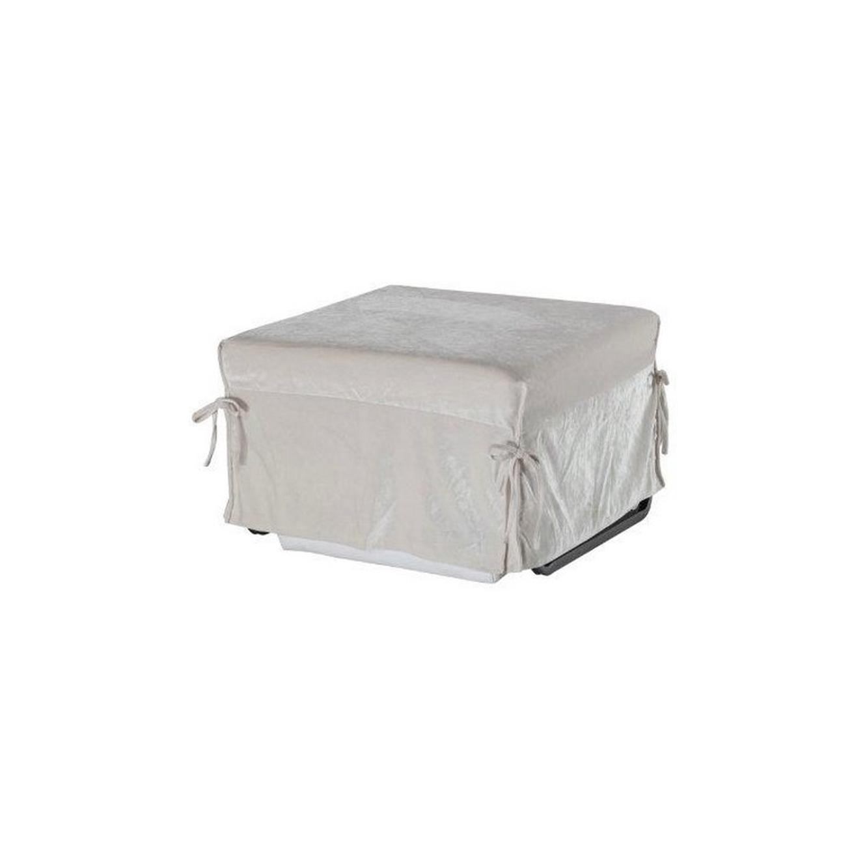 לזמן מוגבל! פוף שהופך למיטה מבית Aeroflex, עם מזרן Visco אורטופדי - תמונה 6
