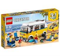 רכב הגולשים - משחק לילדים LEGO