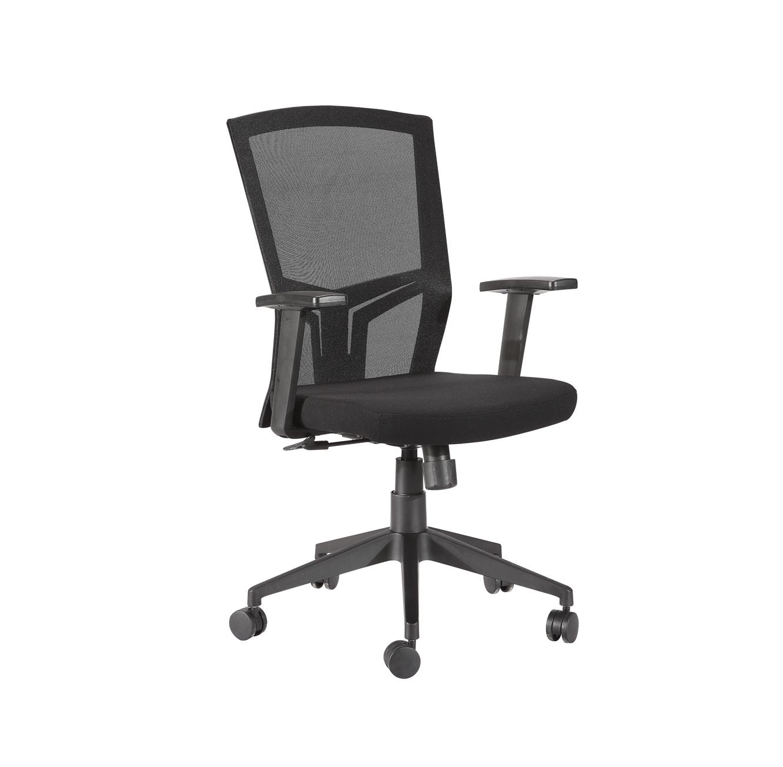 מפוארת כיסא משרדי ארגונומי דגם ווב בעל גב רשת עם תמיכה אורטופדית TX-63