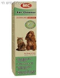 נוזל לניקוי אוזניים Ear Cleaner Mc