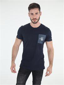 חולצה קלווין קליין נייבי לגברים