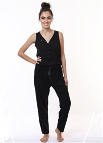BASIC JUMPSUIT אוברול