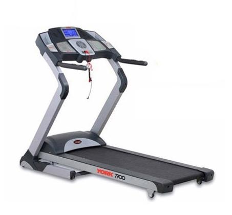 מסלול ריצה YORK עם שיפוע חשמלי ורצועת ריצה דגם 7900