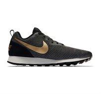 נעלי נייק לגברים דגם MD Runner ENG Mesh - שחור/זהב