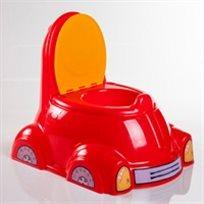 סיר גמילה הגייני בצורת מכונית