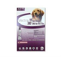 """אמפולות נגד פרעושים VECTRA לכלב ששוקל 25-40 ק""""ג"""