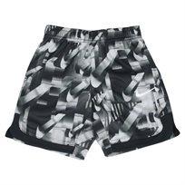 מכנסיים נייקי קצרים שחור לפעוטות - NIKE DRY LEGACY SHORT BLACK
