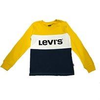 Levis ליוויס חולצה (9 חודשים) - צהוב כחול