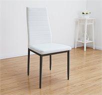 זוג כסאות לפינות אוכל דגם לוגאנו