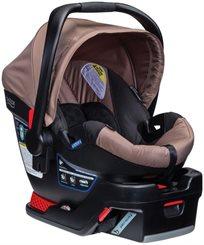 סלקל לתינוק כולל בסיס איזופיקס B-Safe 35 בחום/בז'