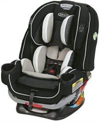 כסא בטיחות משולב בוסטר עם מאריך לרגלים פור אבר אקסטנד טו פיט 4Ever Extend2fit צבע Clove