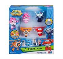 מטוסי על מארז של הדמויות האהובות והמוכרות שכל הילדים אוהבים מבית Super wings