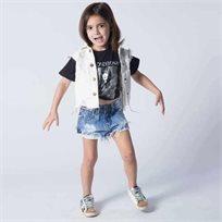 ORO ווסט ג'ינס לבן (7-2 שנים)