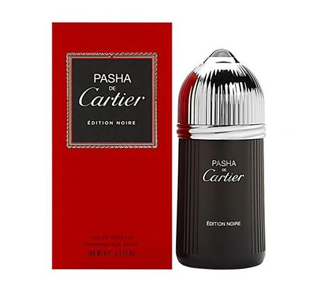"""בושם לגברים פאשה דה קרטייה נויאר א.ד.ט 100 מ""""ל Cartier"""