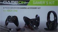 Gameon Gamer's Kit ערכת אביזרים מלאה לאקס בוקס וואן