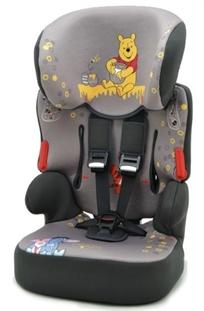 כיסא בטיחות משולב בוסטר דיסני פו הדב
