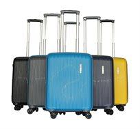 סט 3 מזוודות קשיחות סוויס דגם טקסס