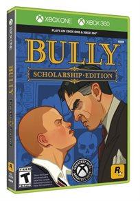 Bully Scholarship Edition Xbox One + 360 במלאי! אירופאי!