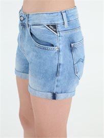 ג'ינס קצר ריפליי לנשים