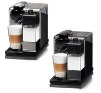 מכונת קפה Lattissima Touch – Silver Line מהסדרה היוקרתית מבית Nespresso  - משלוח חינם!