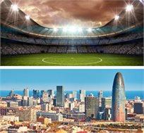 3 לילות בברצלונה בפורים כולל כרטיס לברצלונה מול אתלטיקו מדריד החל מכ-€774*